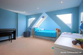 Loft Conversion Bedroom Marble Construction A Loft Conversion Bedroom 2