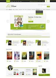 Free Bookstore Website Template 20 Best Bookstore Wordpress Themes For 2018