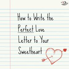dos don ts for writing the most r tic love letter ever  perfect love letter