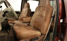 replacement leather seat covers to oem specs