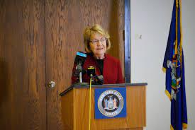 Colleagues, supporters honor North Country state Sen. Betty Little ...