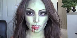 y zombie makeup 12 really awesome zombie makeup tutorials