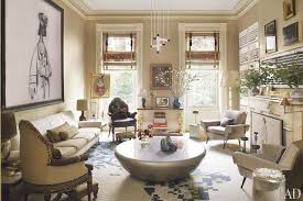 famous italian furniture designers. in ad100 interior designer muriel brandoliniu0027s eclectic manhattan townhouse antipodal shopperby george condo is displayed famous italian furniture designers