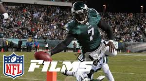 michael vick eagles. michael vick makes his return to the nfl with eagles   mike vick: a football life films - youtube