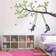 nursery wall art stickers