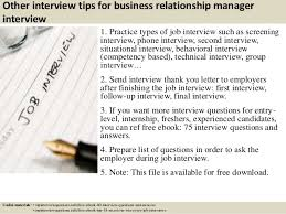 Business Banking Relationship Manager Cover Letter » Top 10 ...