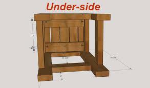 diy pete bar stools build