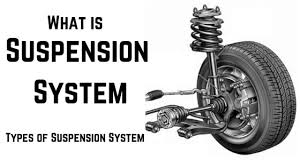 types of suspension system explained