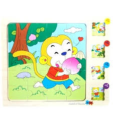 toddler puzzles jigsaw puzzles for toddlers wooden preschool educational kids toys for children toddler