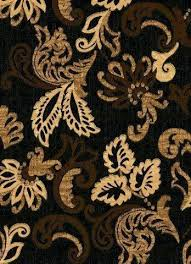 beautiful grand fl area rug in black with touch of brown and rugs gray