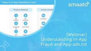 webinar understanding in app fraud and app ads txt
