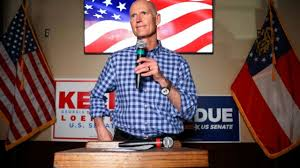 Factbox: Senator Rick Scott 7th U.S ...