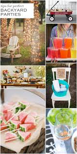Don't miss these 7 tips for hosting fabulous backyard parties from keeping  the flies