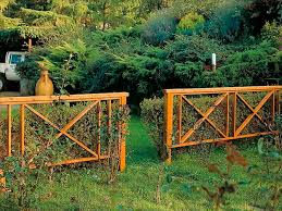 Small Picture Wood fence designs allow you to mix fashion and function