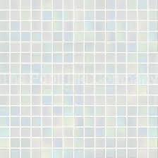 gc200 white pearl glass mosaic pool tile