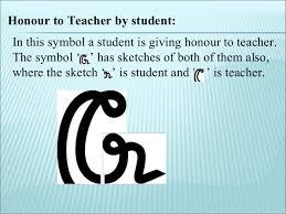 Symbol For Teacher Teacher Symbol