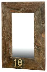 wood wall mirrors. Rustic Wall Mirrors Forever Wide Framed Reclaimed Wood Mirror Aspire