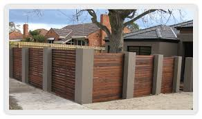 Small Picture Beautiful Front Fence Design Ideas Photos Home Design Ideas