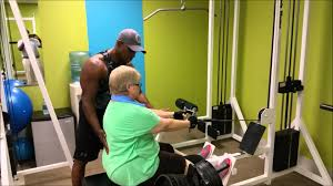 one on one personal training featured client glenda robinson