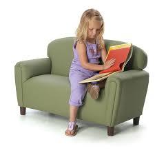 Preschool Kitchen Furniture Brand New World Enviro Child Upholstered Preschool Sofa Daycare