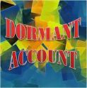 dormant account