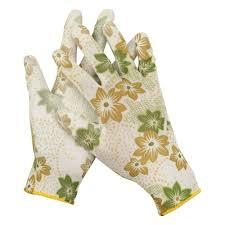 <b>Перчатки садовые GRINDA</b>, зеленые, M — купить в интернет ...