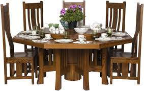 solid wood round kitchen table and chairs designs