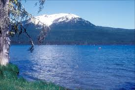 Diamond Lake Atlas Of Oregon Lakes