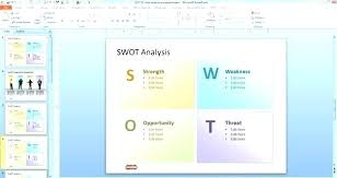 Free Swot Template 8 Nload Analysis In Word Business Templates Excel