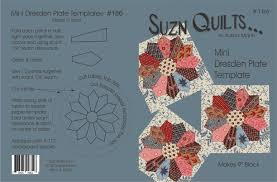 Mini Dresden Plate quilt pattern | Quilting my way through life! & You ... Adamdwight.com