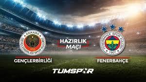 Gençlerbirliği Fenerbahçe maçı ne zaman saat kaçta hangi kanalda? FB  Gençler maçı 11'leri! - Tüm Spor Haber