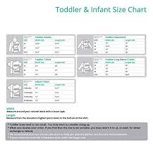 Infant Size Chart Captain 2nd Birthday Gift For Two Years Old Toddler Infant Kids T Shirt