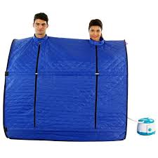 portable steam bath online. kawachi twin spa - four layer fabric personal home therapeutic portable steam bath detox weight online
