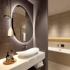 Modernes Badezimmer Holz Light Gray In4 Design Ideas Ltd