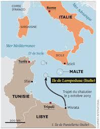 Carte Lampedusa Lampedusa
