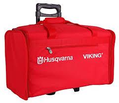 Husqvarna Sewing Machine Trolley Bag