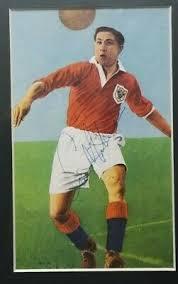 STAN MORTENSEN BLACKPOOL & ENGLAND SIGNED PICTURE 16 x 12 IN MOUNT 1950'S  COA - £75.00   PicClick UK