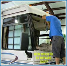 repairing an rv can cost a great deal of money