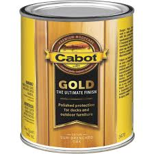 Cabot Gold Exterior Stain 140 0003470 005 Do It Best