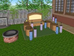 Small Picture 3 Ways to Arrange Patio Furniture wikiHow