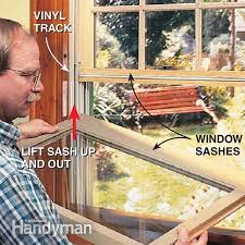 how to fix a double hung window