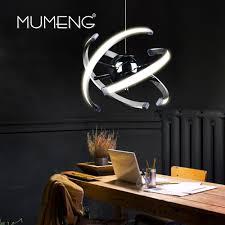ball pendant lighting. Mumeng LED Ball Pendant Light 23W Modern Acrylic Kitchen Lamp 85 265V Dining Room Hanging Lighting Adjustable Style Luxture -in Lights From I