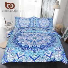 Blue Pattern Duvet Cover New Decorating Ideas