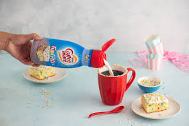 Coffee mate has added cinnamon toast crunch and funfetti flavors to its list of creamers, and is anyone else already up for a second and third cup?! Coffeemate Just Announced Funfetti And Cinnamon Toast Crunch Creamers Allrecipes