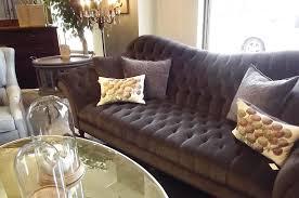 grey velvet tufted sofa. Contemporary Velvet Grey Velvet Tufted Sofa Throughout U