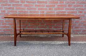 mid century organic coffee table 1950s