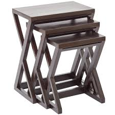 sku cver1054 3 piece cross legged nesting tables is also sometimes listed under the following manufacturer numbers nt 300 z c nt 300 z m