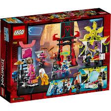 Mô hình đồ chơi lắp ráp LEGO NINJAGO Sàn Đấu Game Thủ 71708 ( 218 chi tiết  ) | Mykingdom Official Store