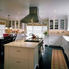 Simple Kitchens With Island Stoves Kitchen Idea In Seattle A Farmhouse Sink And Decorating Ideas