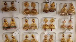 Latest Gold Jhumka Designs <b>2019</b>   <b>Earrings for Women</b>/girls